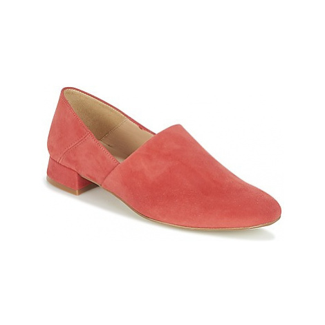 Fericelli INAL women's Loafers / Casual Shoes in Red