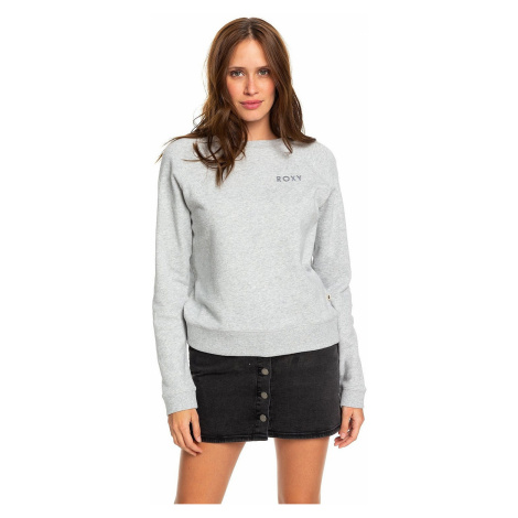sweatshirt Roxy Stay Together - SGRH/Heritage Heather - women´s