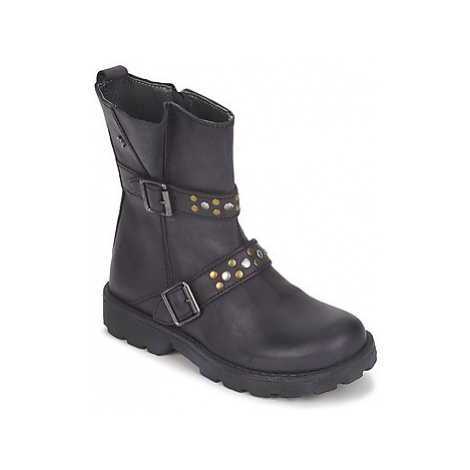 Naturino - girls's Children's Mid Boots in Black