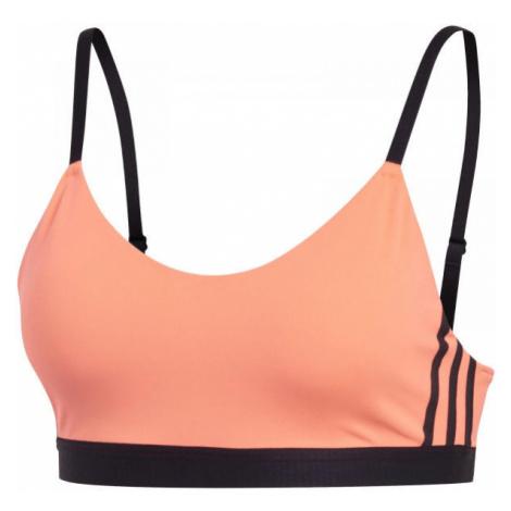 adidas AM 3S BRA orange - Women's bra