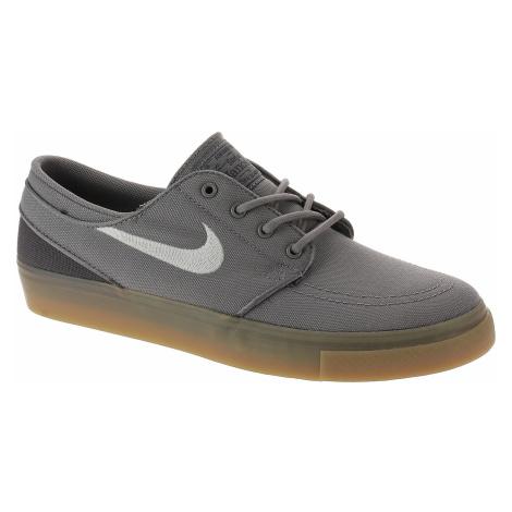 shoes Nike SB Stefan Janoski GS - Gunsmoke/White/Thunder Gray - unisex junior