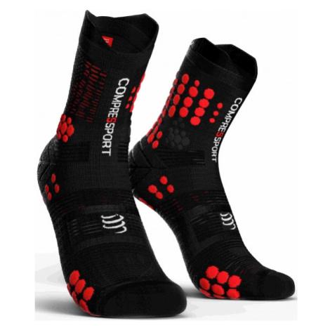 Compressport RACE V3.0 TRAIL black - Running socks