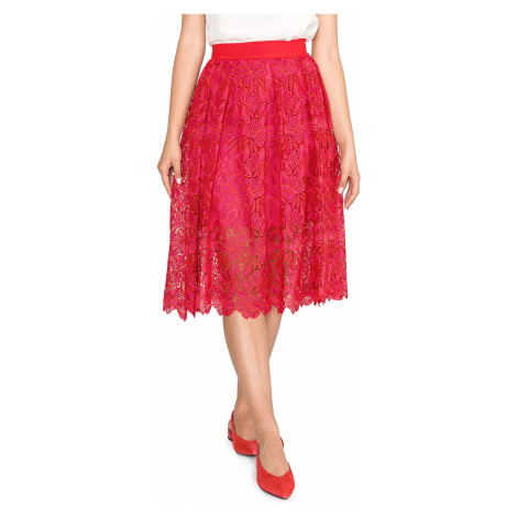 Pinko Elicia Skirt Red
