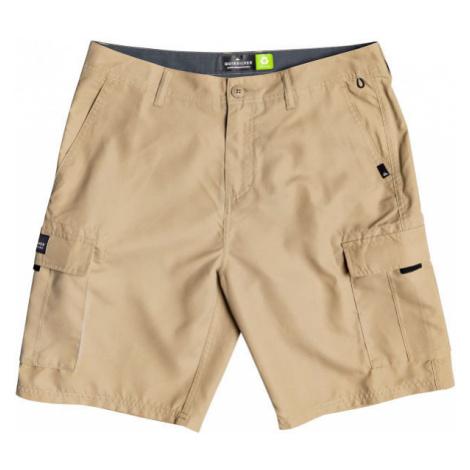 Quiksilver ROGUE SURFWASH AMPHIBIAN 20 brown - Men's swim shorts