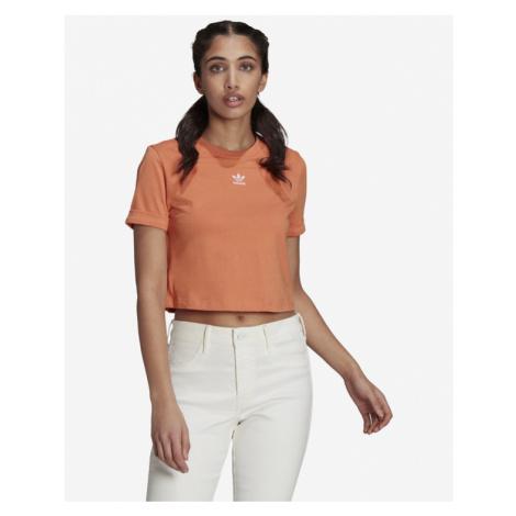 adidas Originals Crop Top Orange