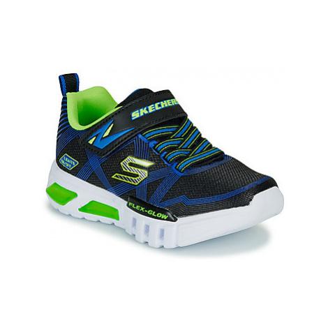Skechers SKECHERS BOY boys's Children's Shoes (Trainers) in Blue