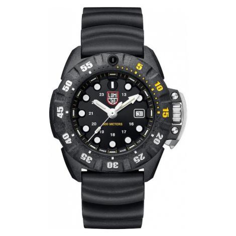 Luminox Watch Scott Cassell Deep Dive Carbon 1550 Series D