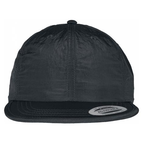 Flexfit - Adjustable Nylon Cap - Snapback Cap - black