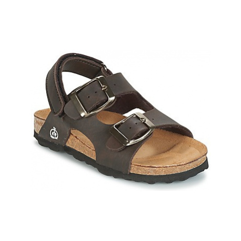 Citrouille et Compagnie BALDODE boys's Children's Sandals in Brown