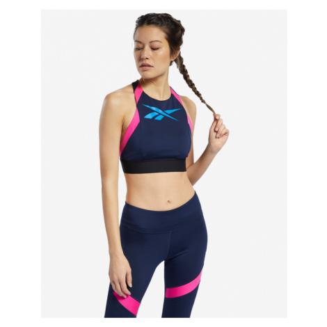 Reebok Workout Ready Low-Impact Bra Blue