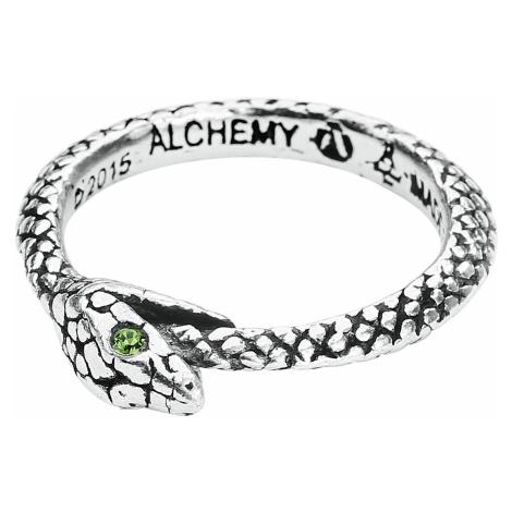 Alchemy Gothic - The Sophia Serpent - Ring - Standard