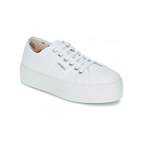 Victoria 9200 women's Shoes (Trainers) in White