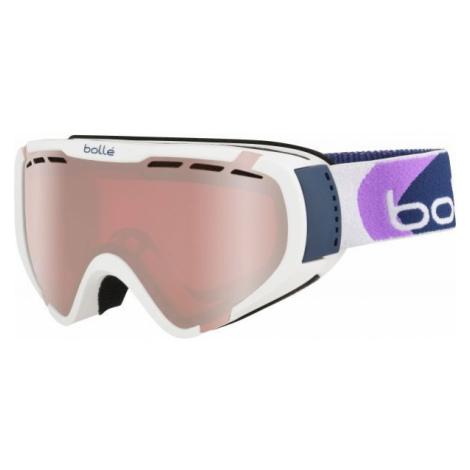 Bolle EXPLORER white - Children's ski goggles