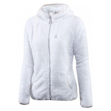 Klimatex KALISA white - Women's outdoor sweatshirt