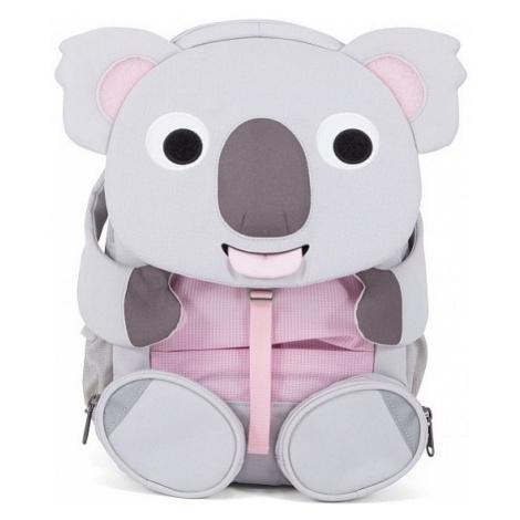 backpack Affenzahn Kimi Koala - Gray/Pink - kid´s