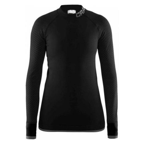 Craft WARM INTENSITY W black - Women's functional T-shirt