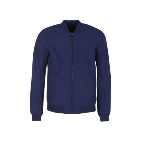 Benetton FADOULI men's Jacket in Blue United Colors of Benetton