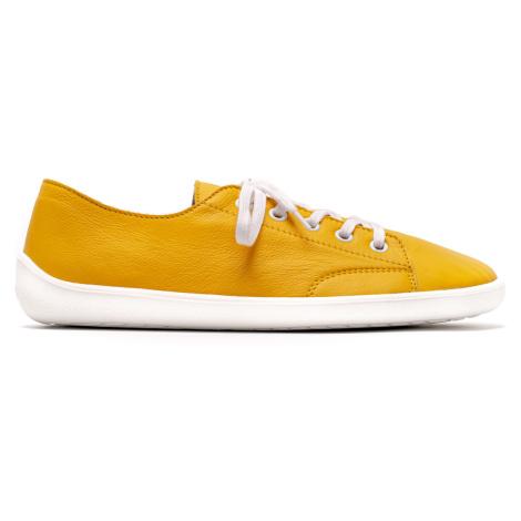 Barefoot Sneakers - Be Lenka Prime - Mustard 46