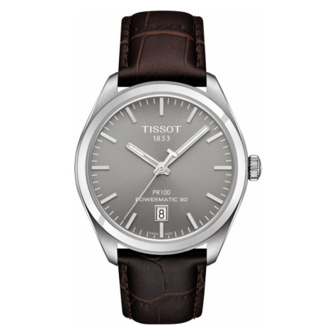 Mens Tissot PR100 Powermatic 80 Automatic Watch