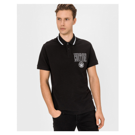 Versace Jeans Couture Polo Shirt Black
