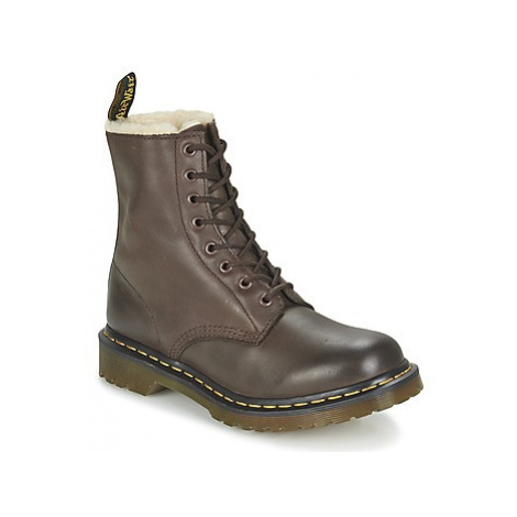 Dr Martens SERENA women's Mid Boots in Brown