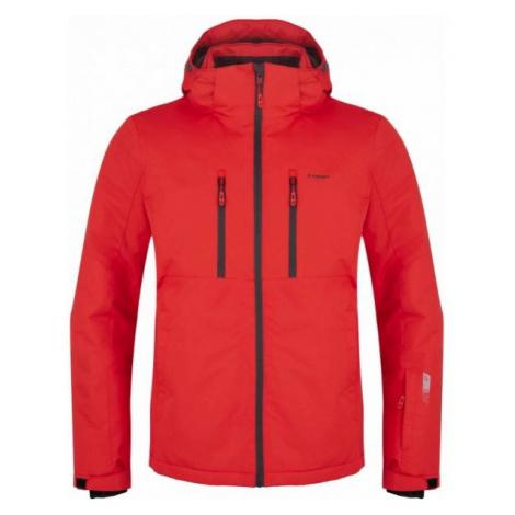 Loap LAMAS red - Men's winter jacket