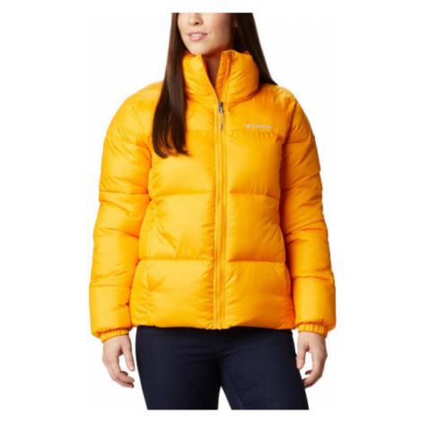 Columbia PUFFECT JACKET yellow - Women's jacket