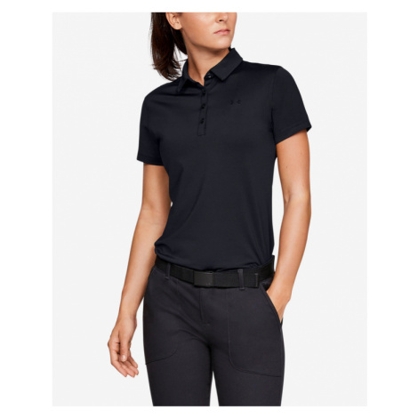 Under Armour Zinger Polo T-shirt Black