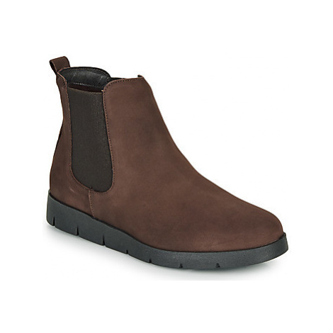Casual Attitude LUNE women's Mid Boots in Brown