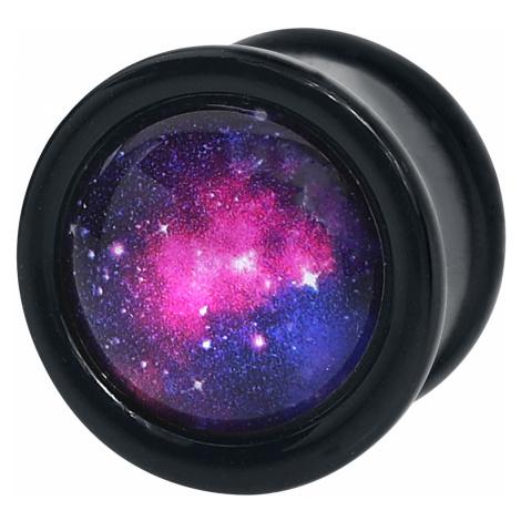 Wildcat - Pink Galaxy Plug - Ear Plug - multicolour