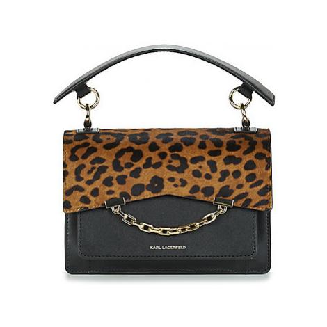 Karl Lagerfeld KARL SEVEN SHOULDER BAG women's Shoulder Bag in Black