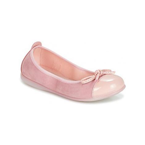 Citrouille et Compagnie ANTELINA girls's Children's Shoes (Pumps / Ballerinas) in Pink