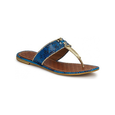 Juicy Couture ADELINE women's Sandals in Blue