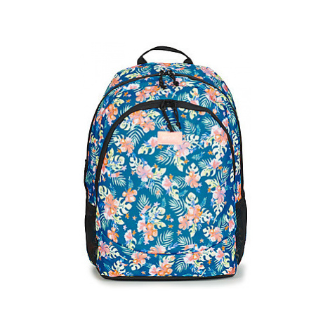 Rip Curl PROSCHOOL TOUCAN FLORA girls's Children's Backpack in Blue