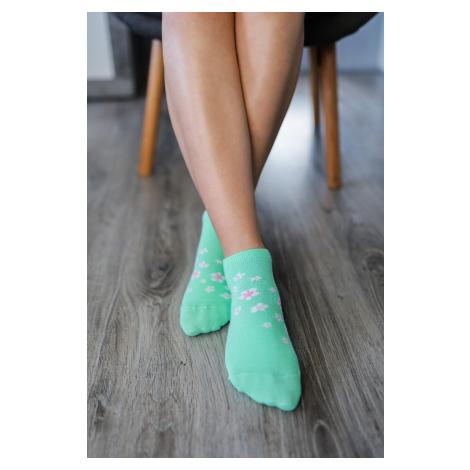 Barefoot Socks - Low-Cut - Cherry Blossom 43-46