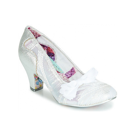 Irregular Choice PALM COVE women's Court Shoes in Silver