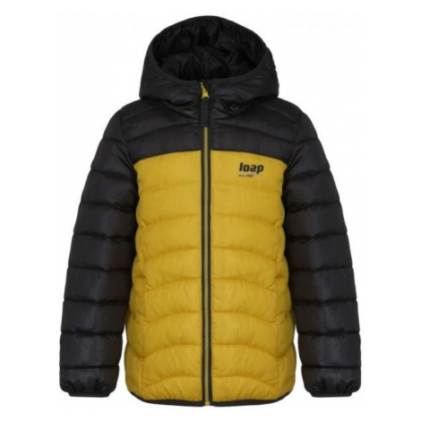 Loap INPETO yellow - Kids' jacket