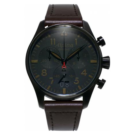 Alpina Watch Startimer Pilot Chronograph