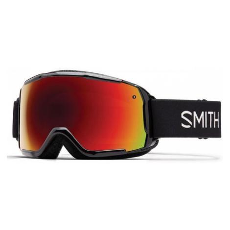 Smith GROM red - Kids' ski goggles