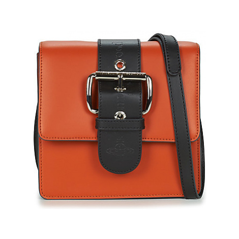 Vivienne Westwood ALEX SMALL HANDAG women's Shoulder Bag in Orange