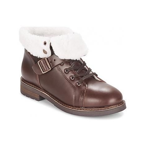 PLDM by Palladium BOCK CLN women's Mid Boots in Brown
