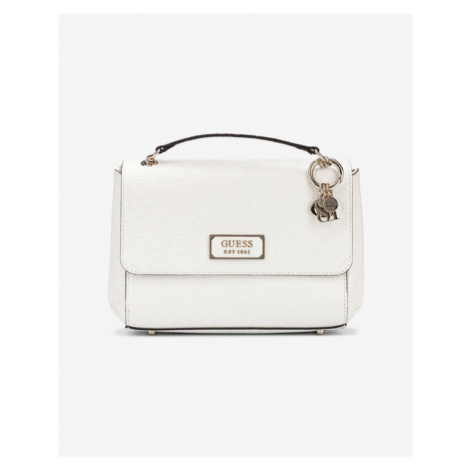 Guess Love Cross body bag White