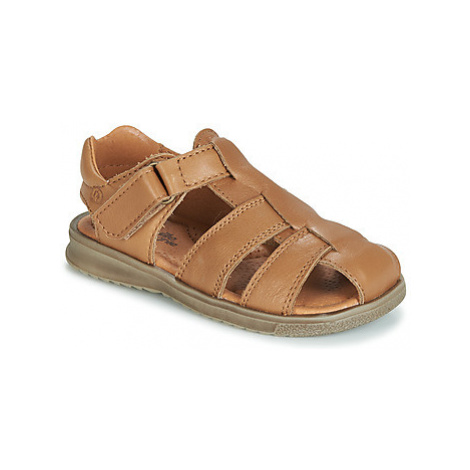 Citrouille et Compagnie JALOIDOU boys's Children's Sandals in Brown