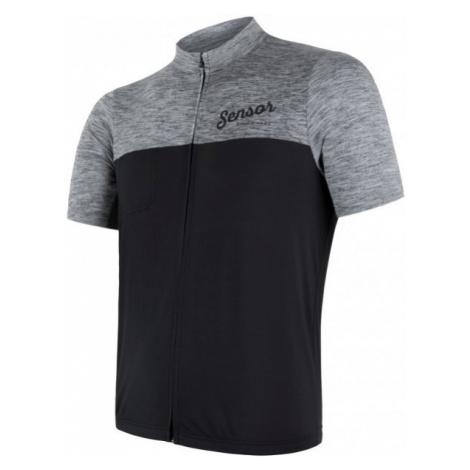 Sensor MOTION gray - Cycling jersey