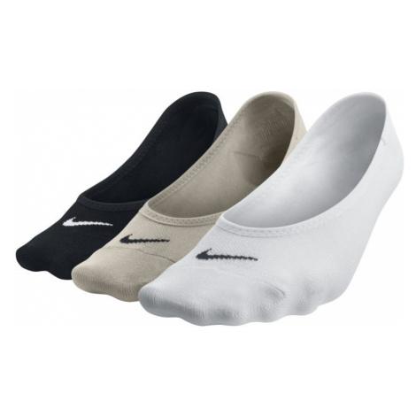 Nike Lightweight No-Show Socks (3 Pair) - Multi-Colour