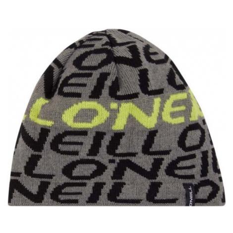 O'Neill BB BOYS BANNER BEANIE grey 0 - Boys' winter beanie