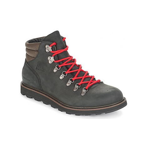Sorel MADSON HIKER WATERPROOF men's Mid Boots in Black