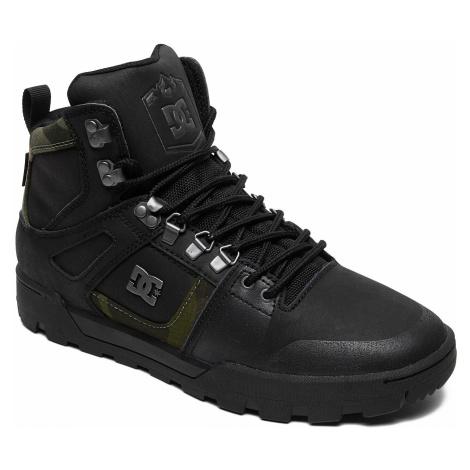 shoes DC Pure High -Top WR - BCM/Black/Camo - men´s