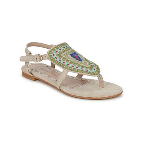 Paul Joe Sister ARTY women's Sandals in Beige Paul & Joe