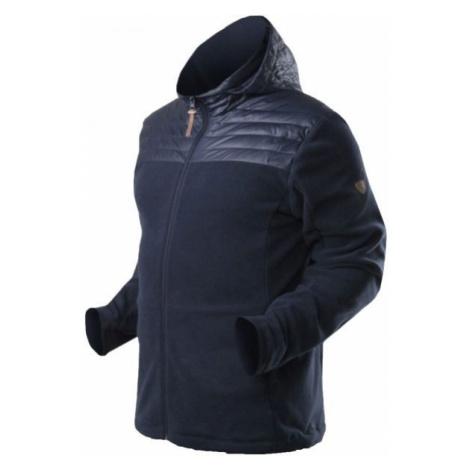 TRIMM ROTT dark blue - Men's fleece jacket